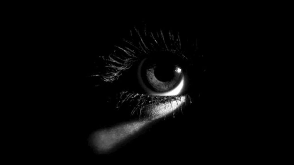 Взгляд из темноты